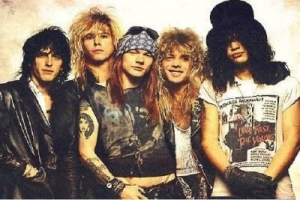 Guns N' Roses: Γιoρτασαν τα 30 χρoνια του «Appetite For Destruction» στο «Apollo Theater»