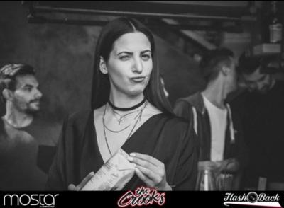 The Crooks | Mostar Chalkis | 31.03.2017