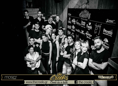 The Crooks | MOSTAR | 06.04.2018