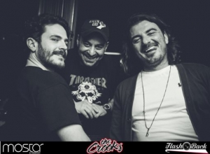 The Crooks | Mostar Chalkis | 03.03.2017
