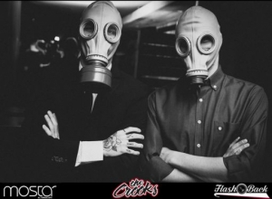 Spooky Friday | The Crooks | Mostar Chalkis | 24.02.2017